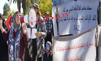 تنسيقية زناتة الجديدة للاسكان والتنمية تطالب بتفعيل الخطاب الملكي.