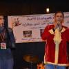 بالفيديو: بوشعيب الغيواني وحمزة جينيور يبدعان فوق خشبة المركب الثقافي بخريبكة في حفل تكريم عبد الحق جوهري